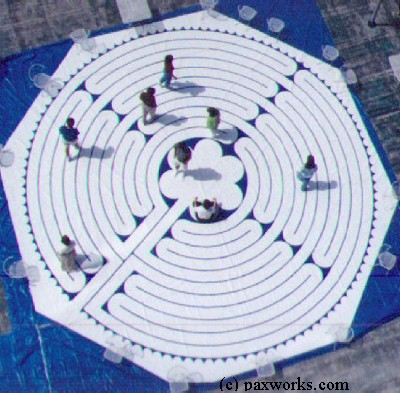 photo about Finger Labyrinth Printable identify Products for Labyrinth facilitators